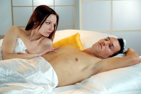 Streicheln penis Frenulum Orgasm